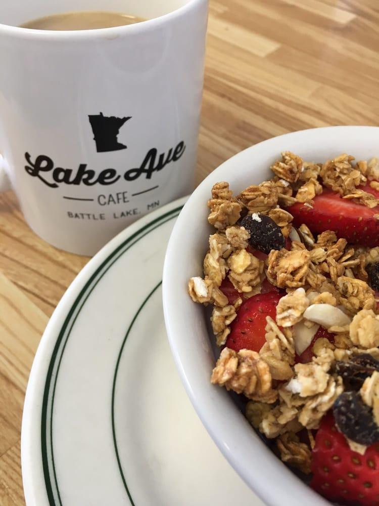 Lake Ave Cafe: 101 Lake Ave N, Battle Lake, MN