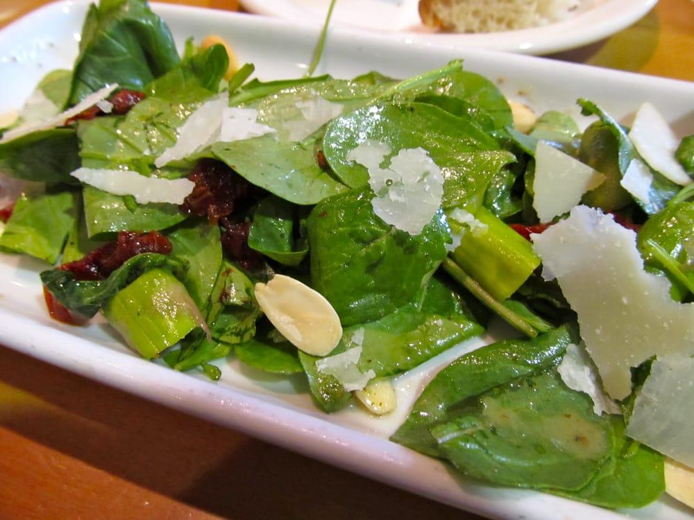 Asparagus Arugula Salad California Pizza Kitchen