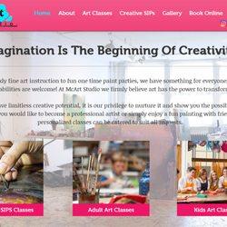 Cogan Consulting - CLOSED - Web Design - 1552 Clifftop Ave 3e632435cb