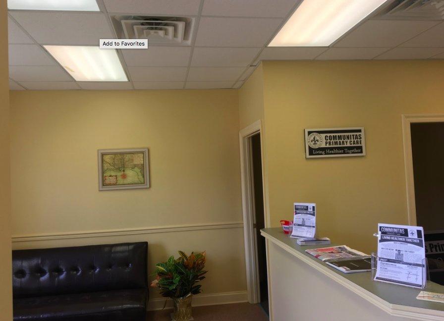 Communitas Primary Care: 10900 Highway 3125, Lutcher, LA