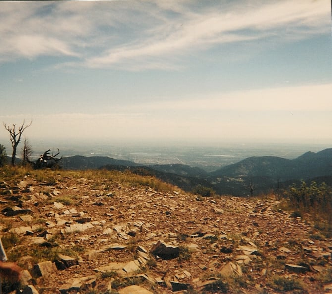 Sugarloaf Mountain: Sugarloaf Rd, Boulder, CO