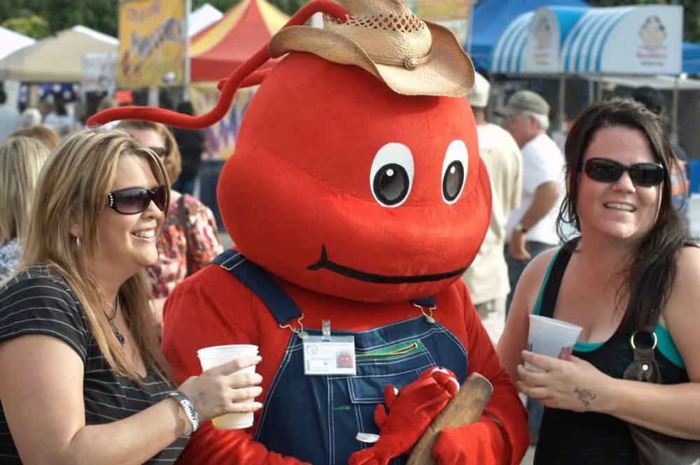 Crawdad Festival: 100 Main St, Red Bluff, CA