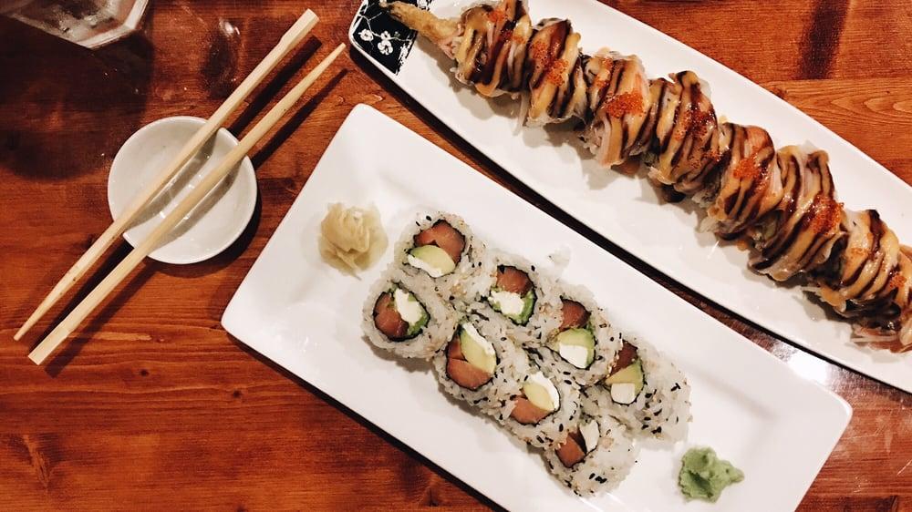 Uni Sushi: 1410 K Ave, Plano, TX