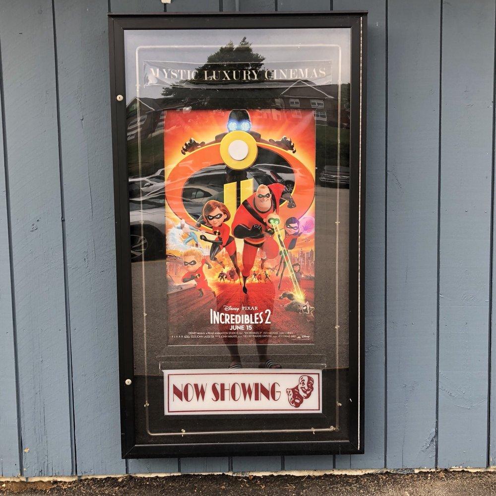 Mystic Luxury Cinemas: 27 Coogan Blvd, Mystic, CT
