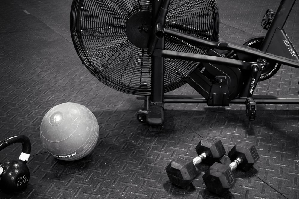 Boulder Mountain CrossFit: 1012 Business Park Dr, Hailey, ID