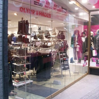 detailed images running shoes quality design Olymp & Hades - CLOSED - Fashion - Hohe Str. 93-99 ...