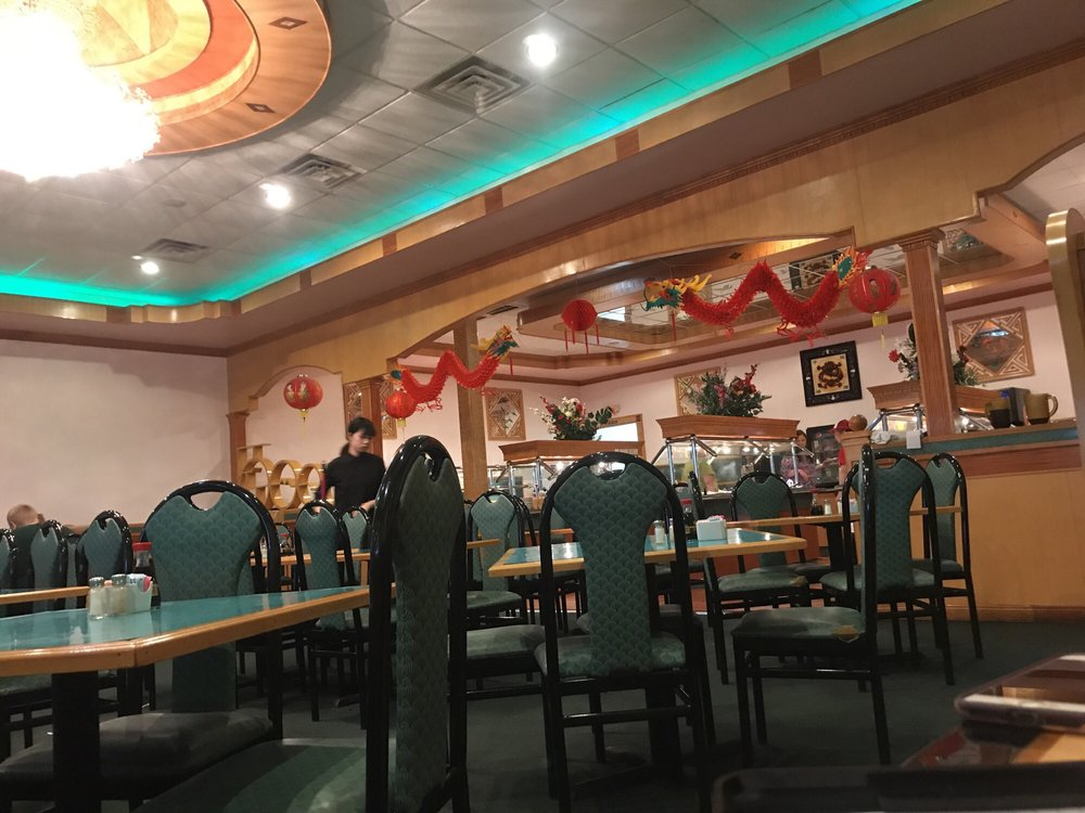 Hong Kong Buffet: 1142 Columbus Ave, Washington Court House, OH