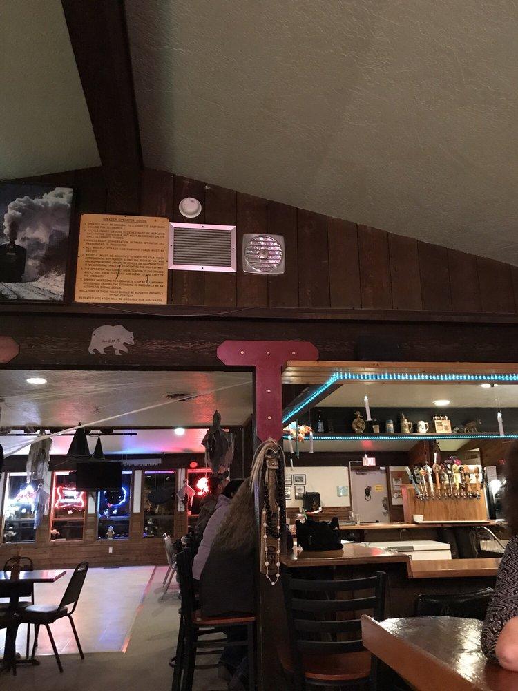 The Dam Bar: 242701 W Hwy 101, Port Angeles, WA