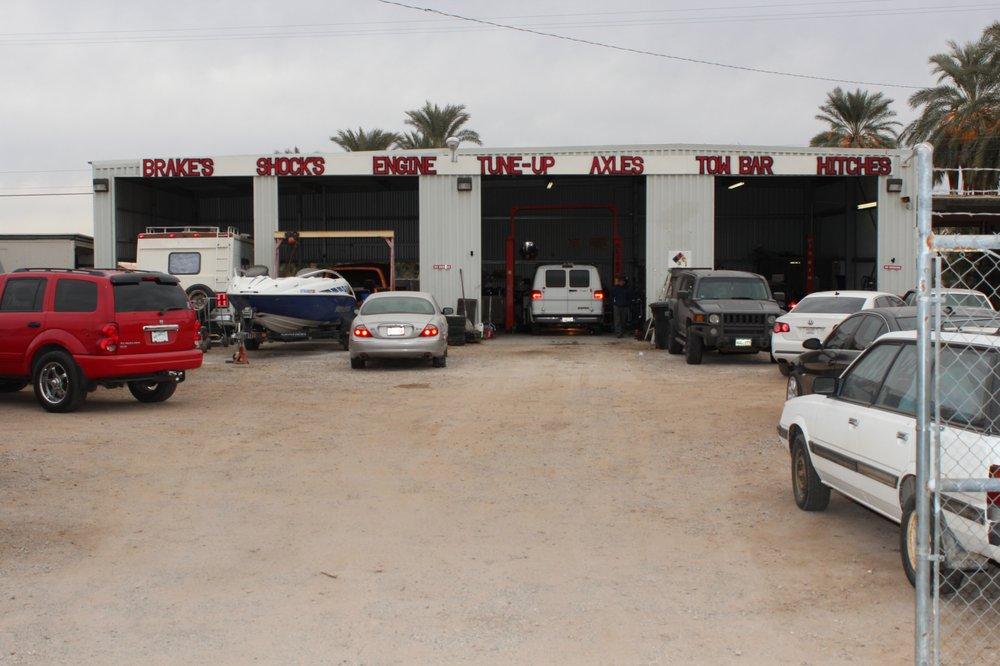 Villanueva Auto Repair Shop: 1290 E Hobsonway, Blythe, CA