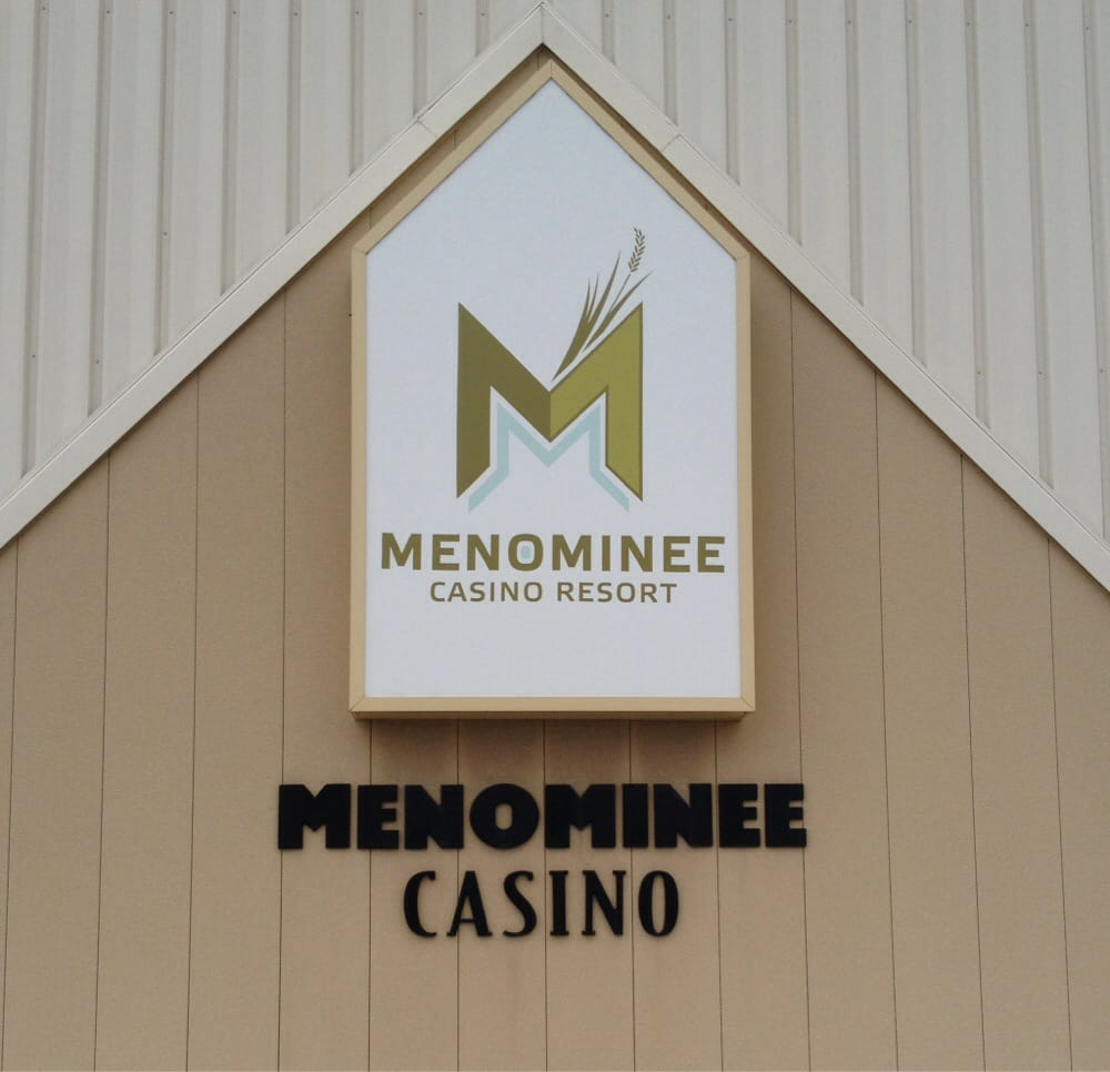 Menominee bingo and casino