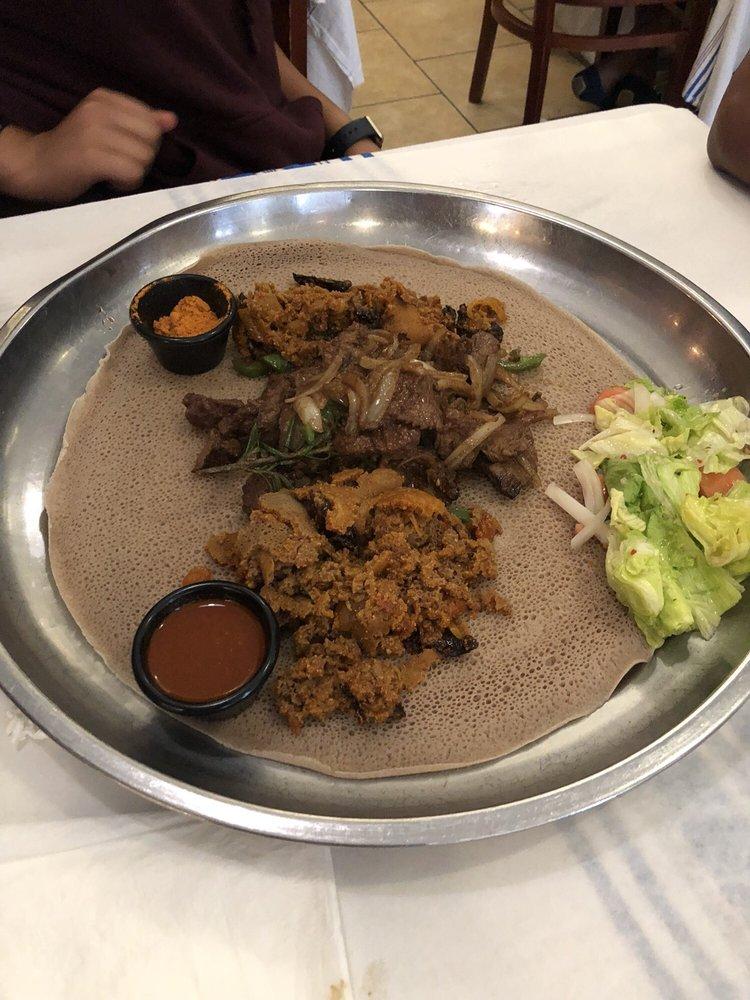 Balagger Ethiopian Restaurant & Bar: 3813E - F S George Mason Dr, Falls Church, VA