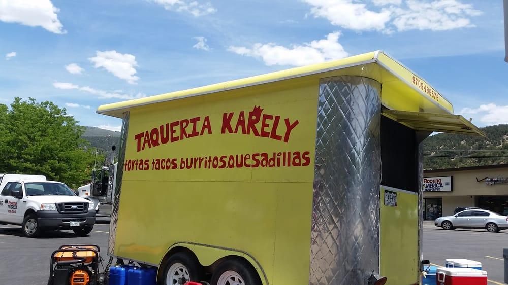 Salazar Taco Truck: 1412 Grand Ave, Glenwood Springs, CO