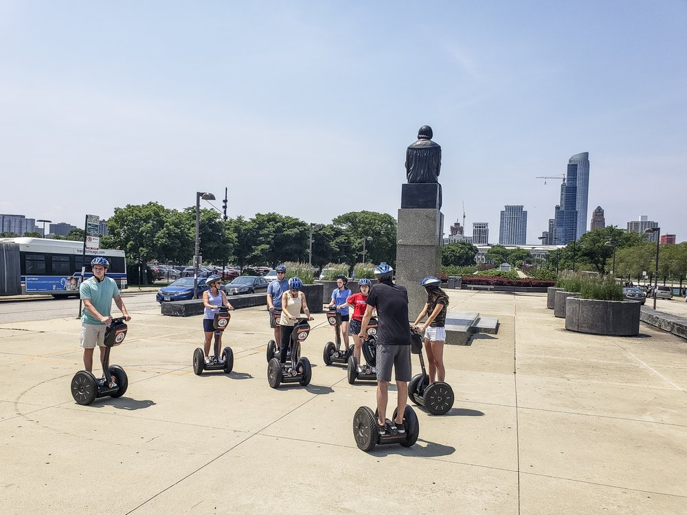 City Segway Tours: 910 S Michigan Ave, Chicago, IL