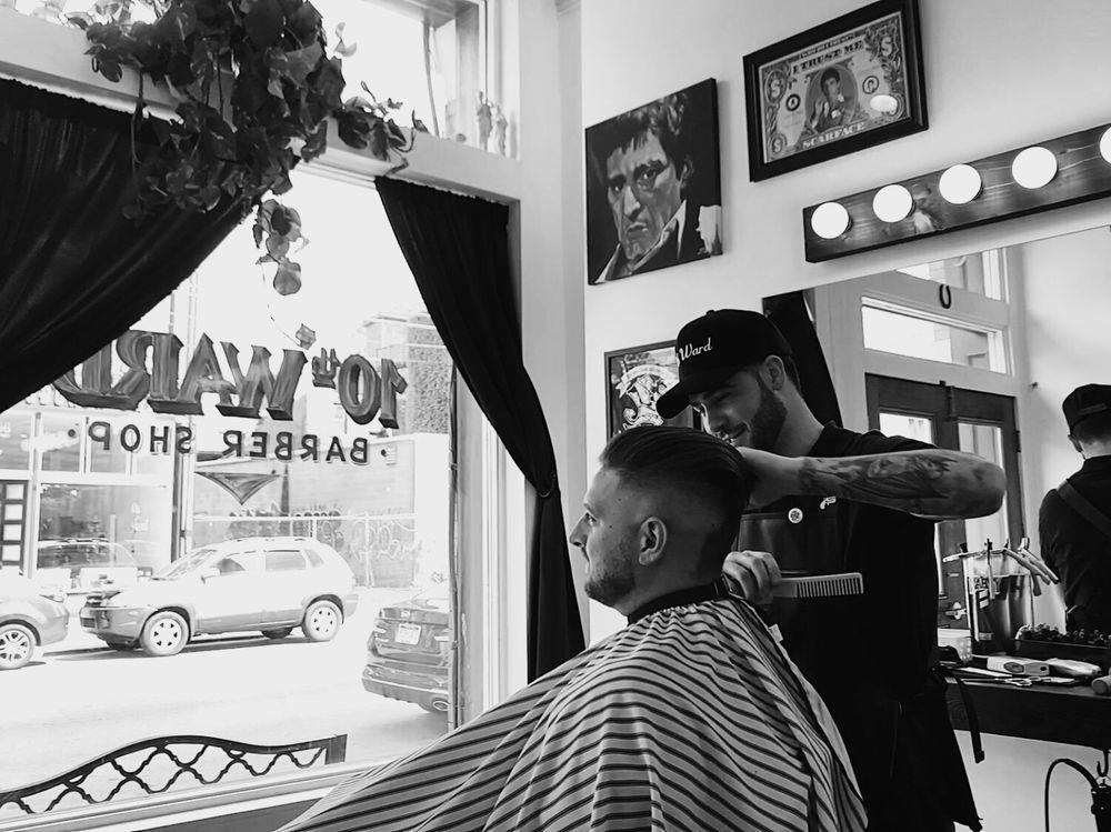 10th Ward Barbershop: 5169 Butler St, ARSENAL, PA