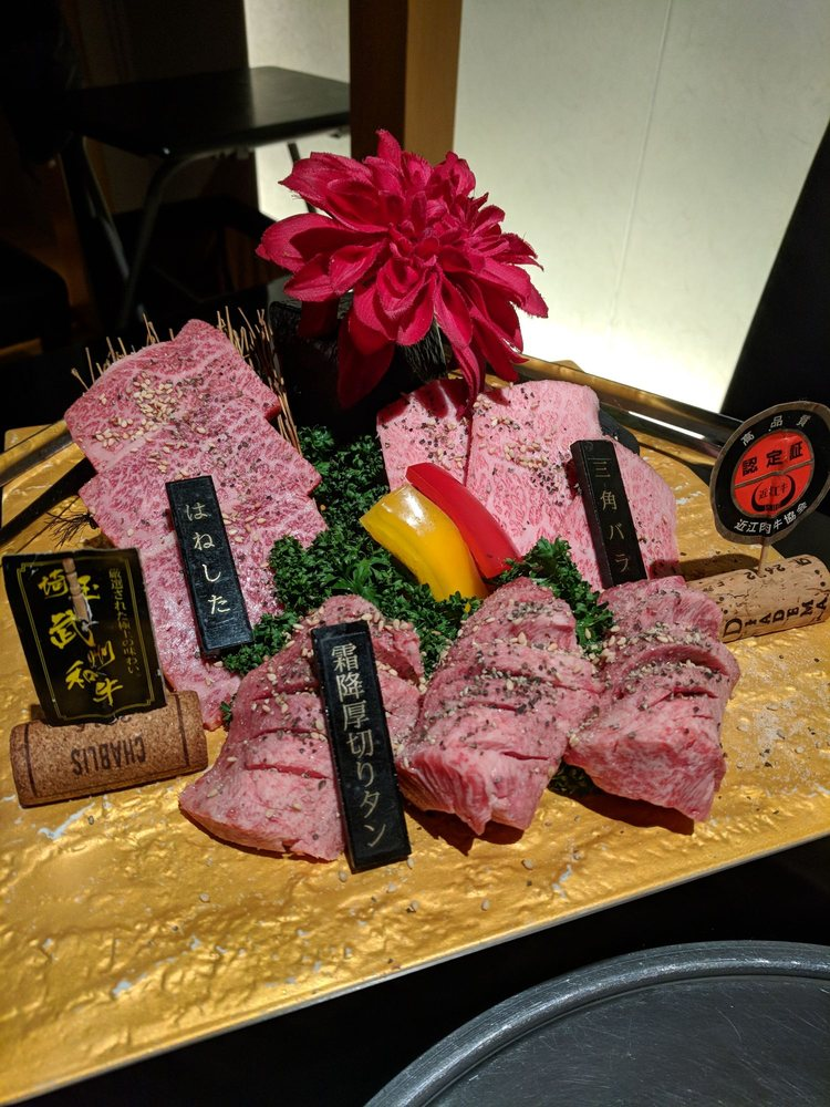 Yakiniku Toraji Ginza 6chome