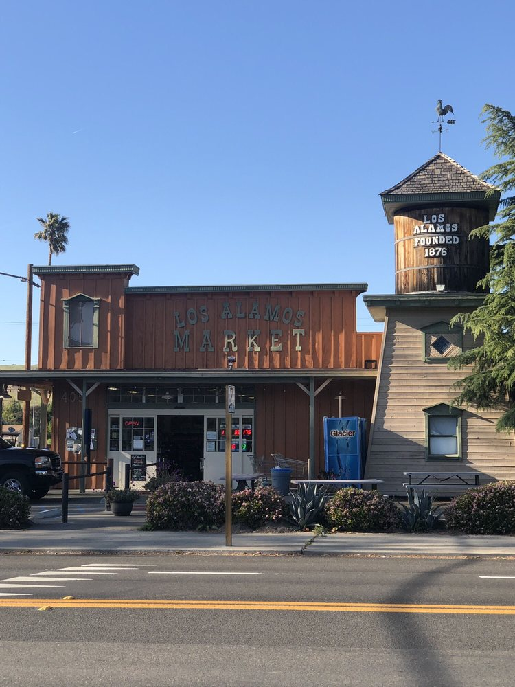 Los Alamos Market: 405 Bell, Los Alamos, CA