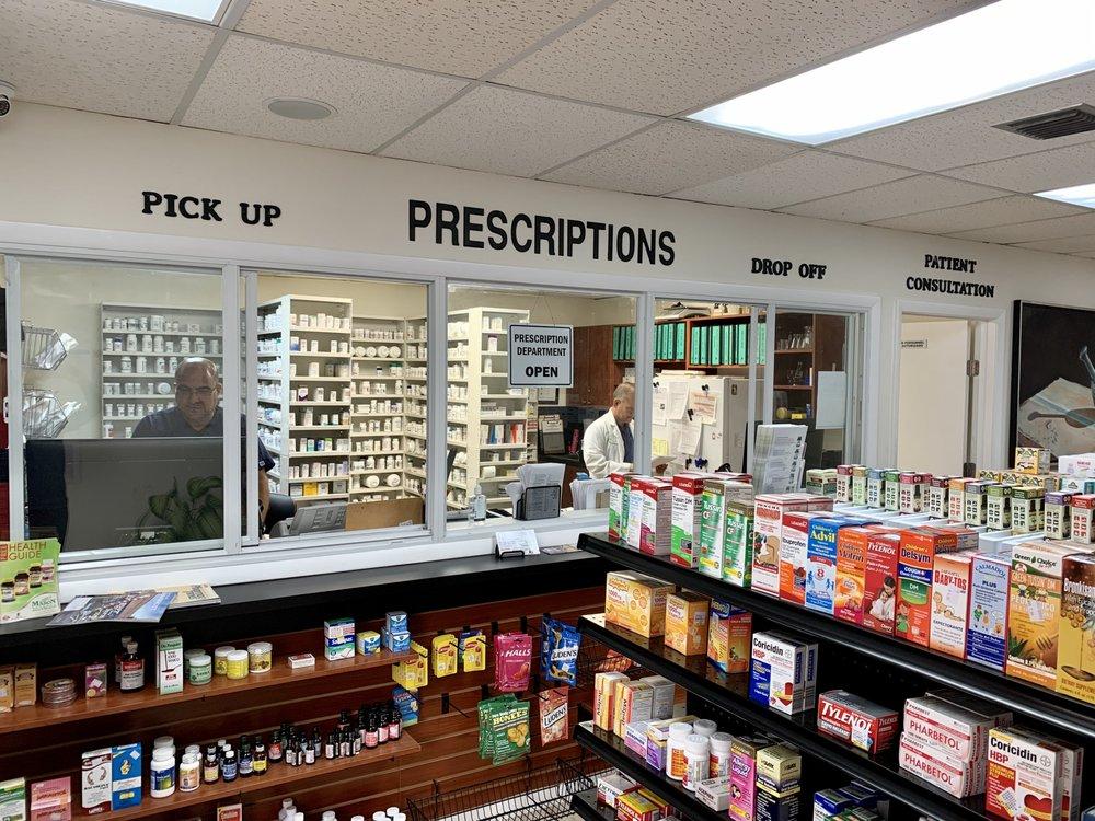 Pino Pharmacy: 1350 SW 57th Ave, West Miami, FL