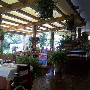Terrazza Grill Trattoria Italian Via Marinella 48