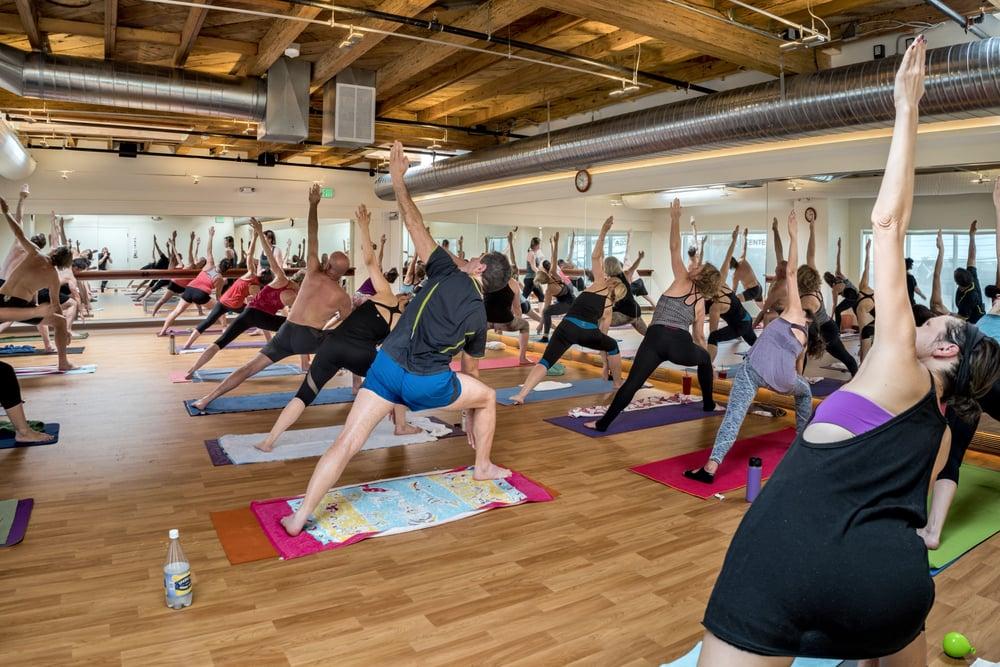 Social Spots from Yoga Health Center