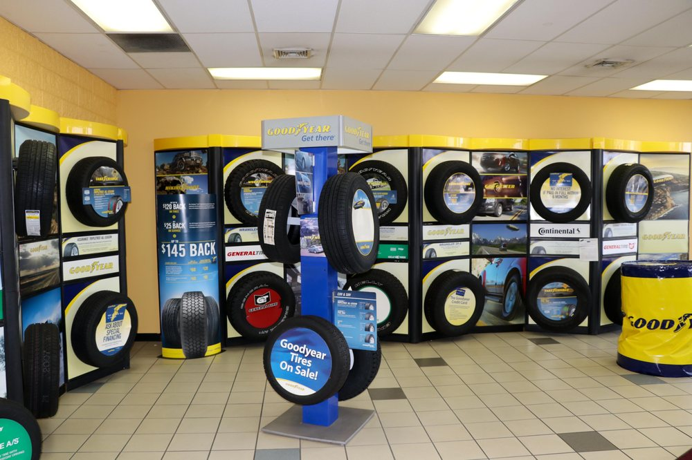 Richlonn's Tire & Service Centers: S78 W18755 Janesville Rd, Muskego, WI