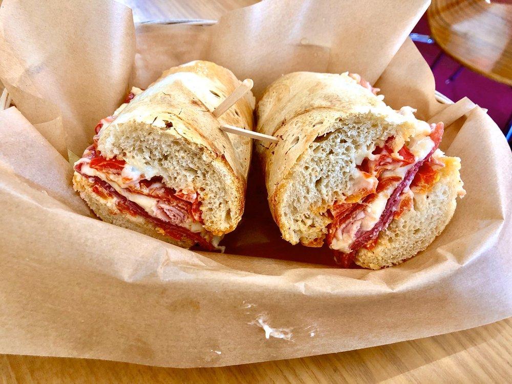 Sweetie's Sandwich Shop: 124 F St, Salida, CO
