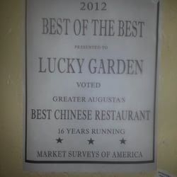 Lucky Garden Restaurant 32 Reviews Chinese 222 Water St Hallowell Me United States