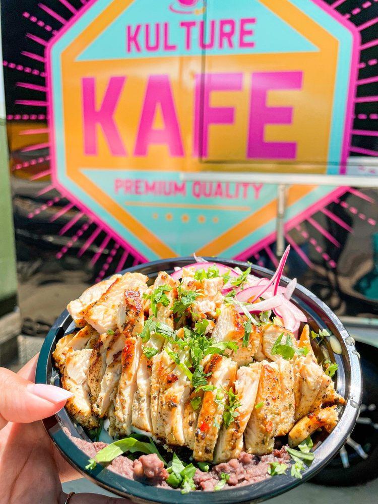 Food from Kulture  kafe