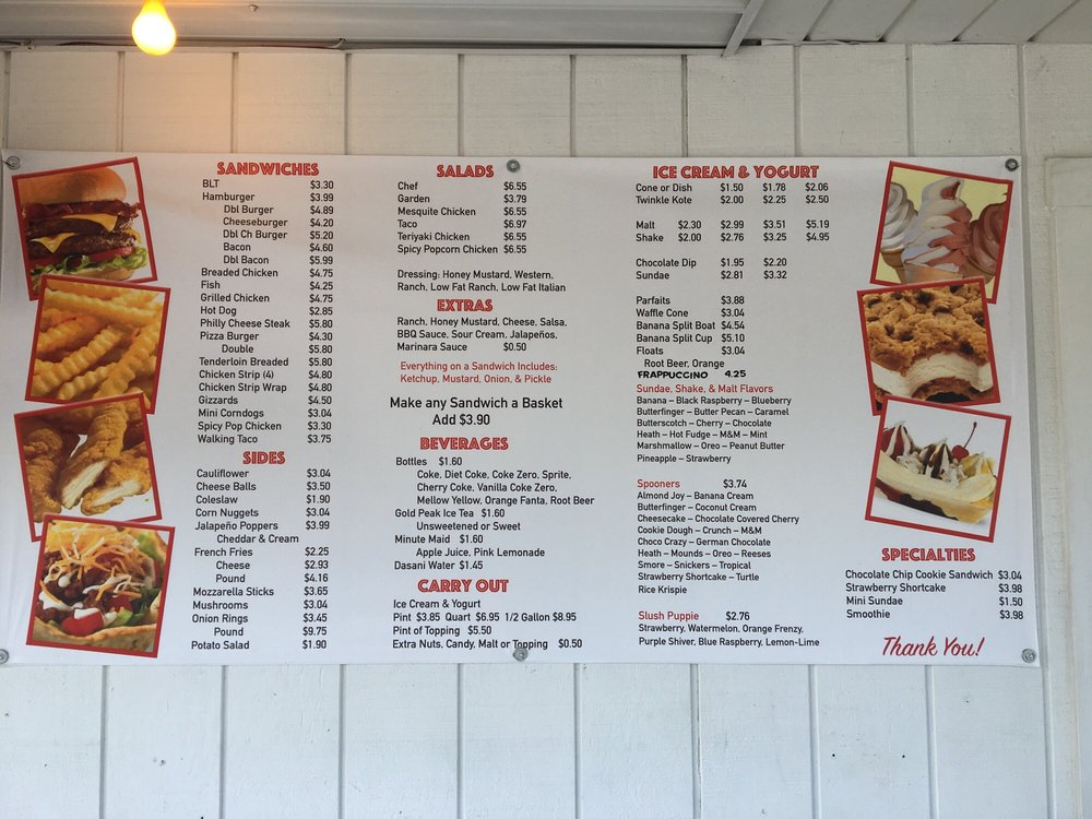 Dairy Sweet: 23672 Highway 92, Columbus Junction, IA
