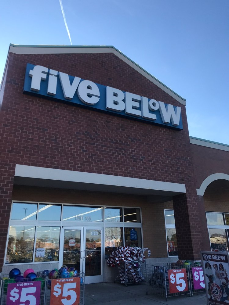 Five Below: 46301 Potomac Run Plz, Sterling, VA