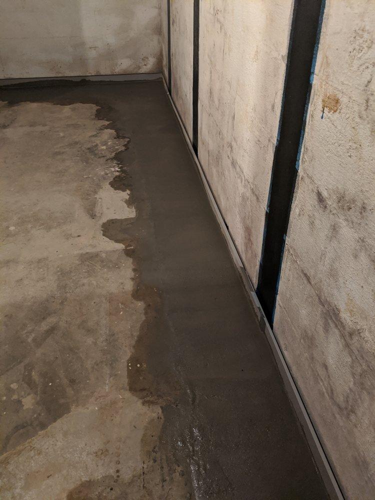 Seal-Tite Basement Waterproofing: 355 Olde Rte 604, Troutville, VA
