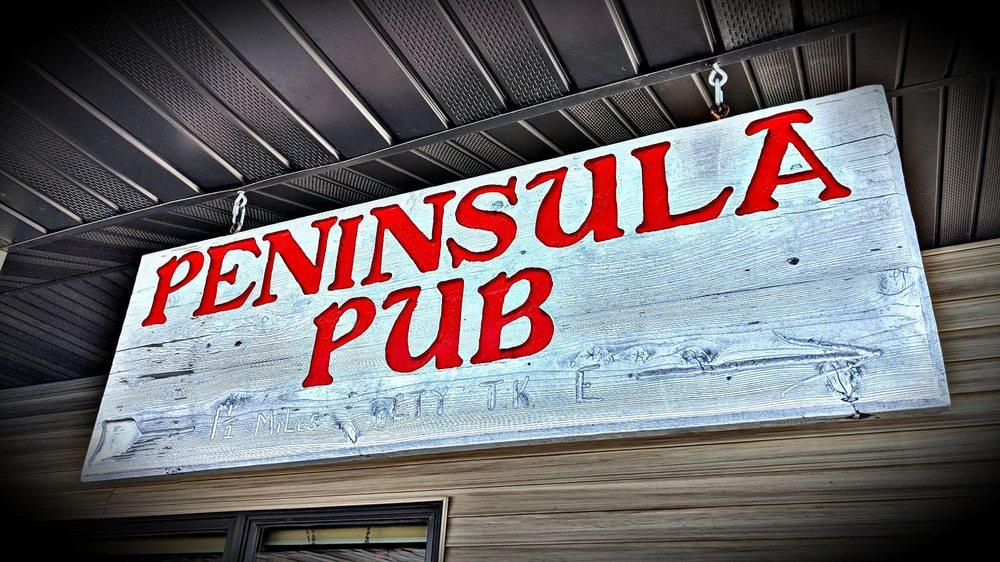 Peninsula Pub: 7899 County Rd A, Baileys Harbor, WI