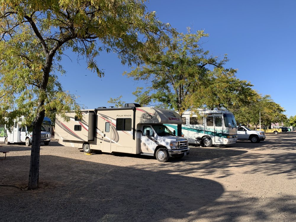 Page-Lake Powell Campground: 849 Coppermine Rd, Page, AZ