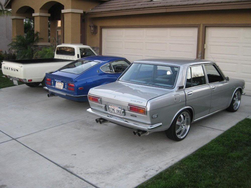 California Datsun - Auto Parts & Supplies - 12223 Highland