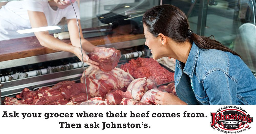 Johnston's Meat Market: 1480 W Washington St, Monticello, FL