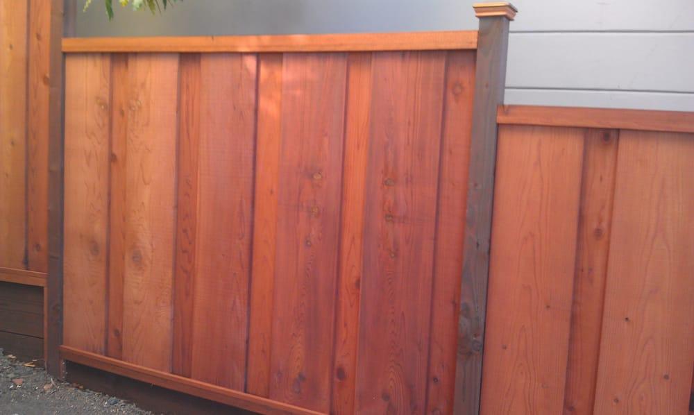 Board On Board W 1x12 Construction Heart Redwood Yelp