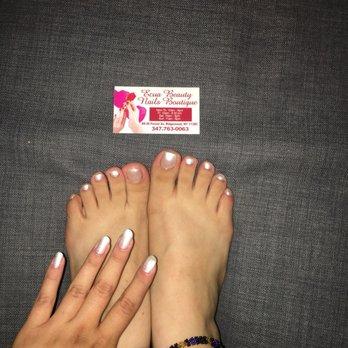 Ecua Beauty Nails Boutique - 68-30 Forest Ave, Ridgewood