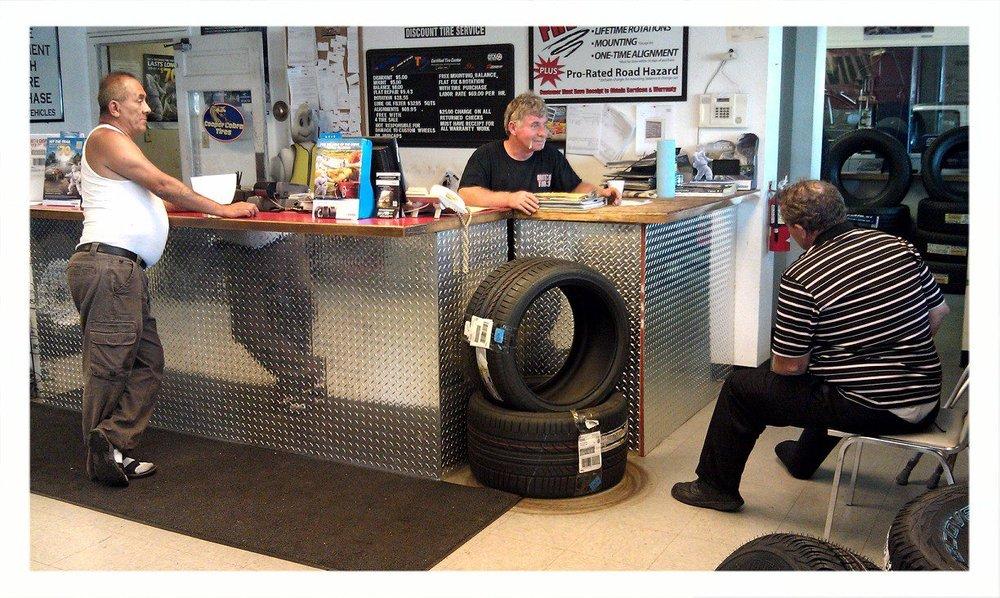 Discount Tire & Services Of Cheyenne: 3309 E Nationway, Cheyenne, WY