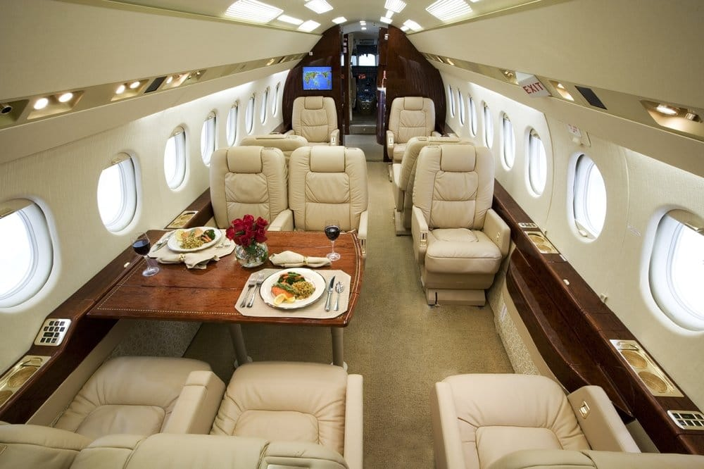 AmeriCharter  Private Jet Charter  Noleggio Jet Privati  Northwest Las Ve