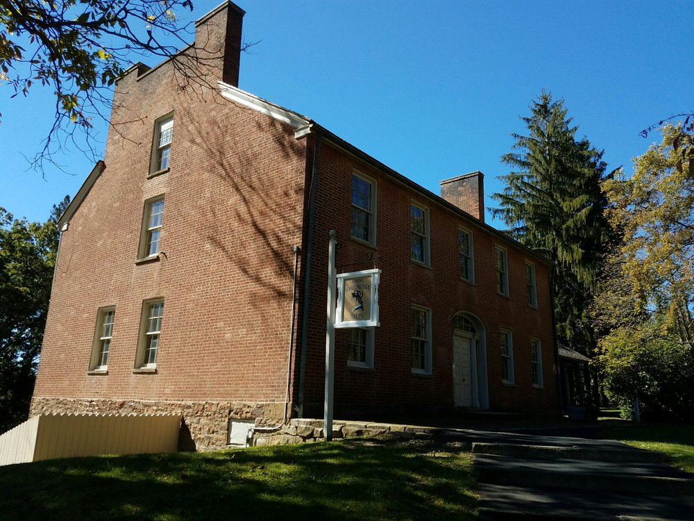 Mount Washington Tavern: National Pike At Nelson Rd, Wharton, PA