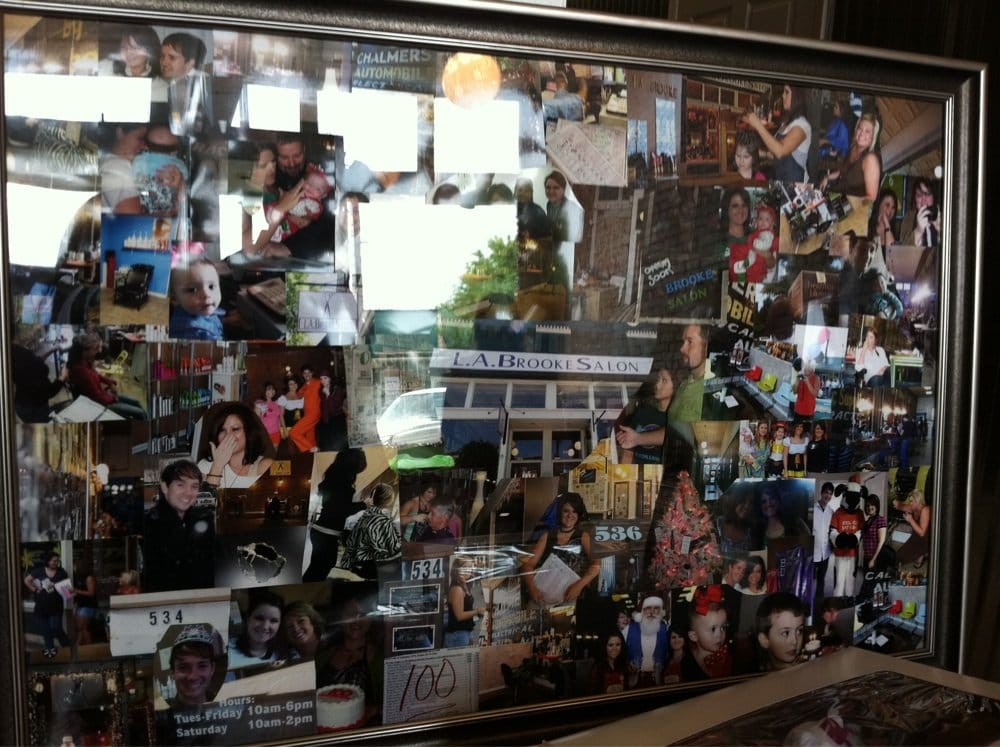 L.A. Brooke Salon: 534 Broad St, Gadsden, AL