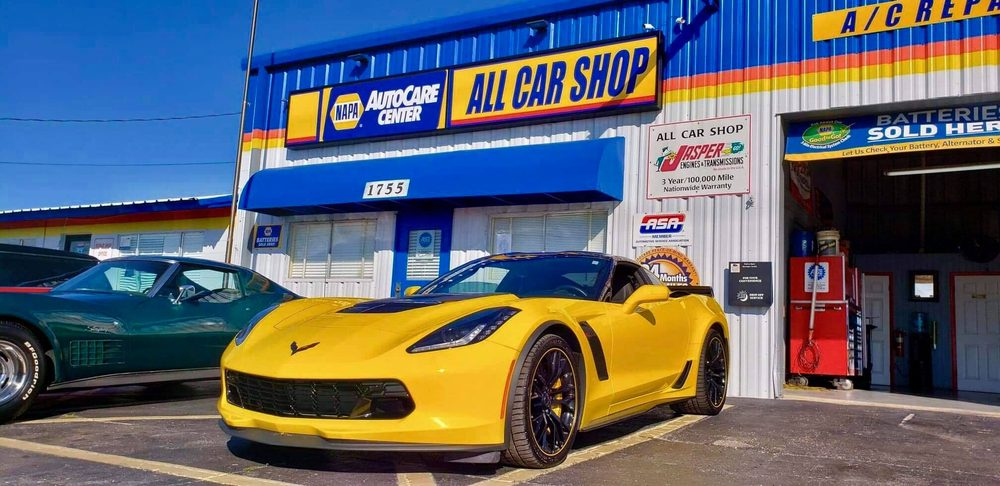All Car Shop: 1755 S John Young Pkwy, Kissimmee, FL