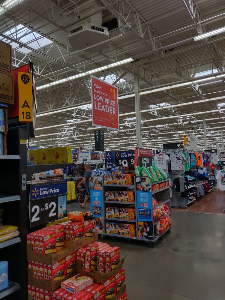 Walmart Supercenter - 10 Photos & 17 Reviews - Department