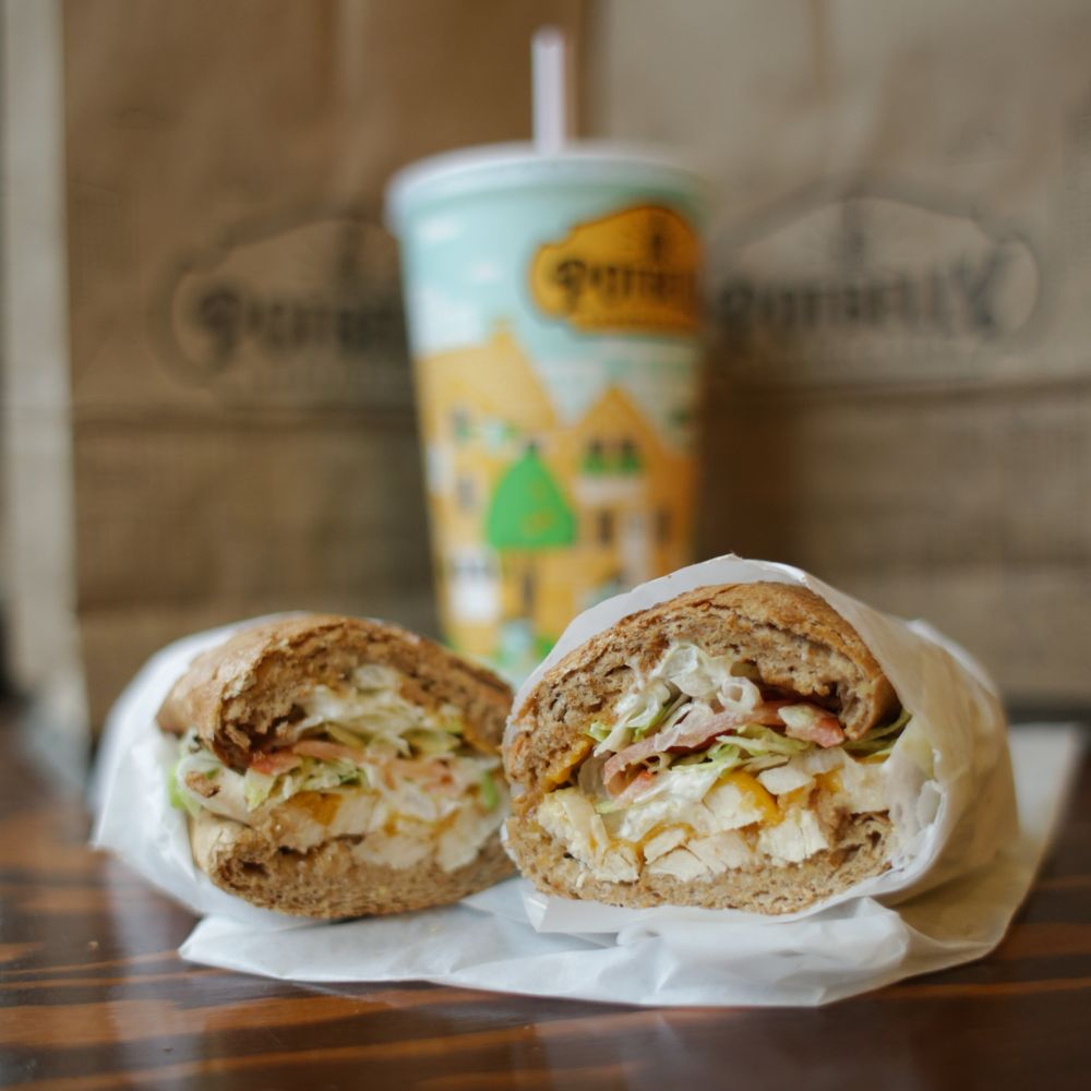 Potbelly Sandwich Shop: 2664 S Oneida St, Green Bay, WI