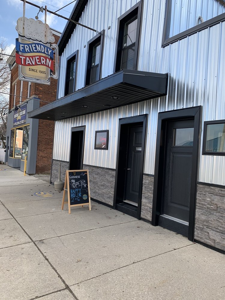 Friendly Tavern: 115 S Main St, Saint Marys, OH