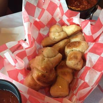 Photo Of Vito S Italian Kitchen Harrisonburg Va United States Garlic Knots With