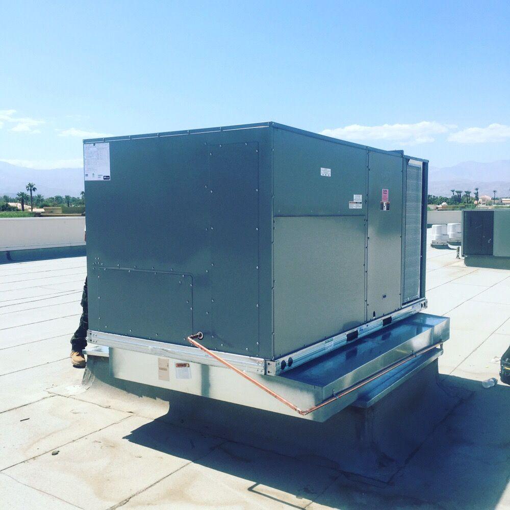 Corona Pacific Heating & Air Conditioning: 44180 Tiaria Pl, La Quinta, CA