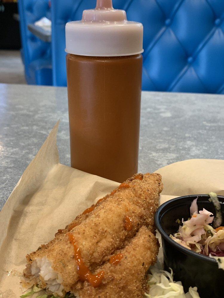 Tin Fish: 300 W Jennings St, Newburgh, IN