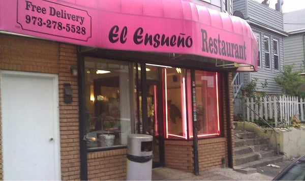 El Ensueno Restaurant Paterson Nj