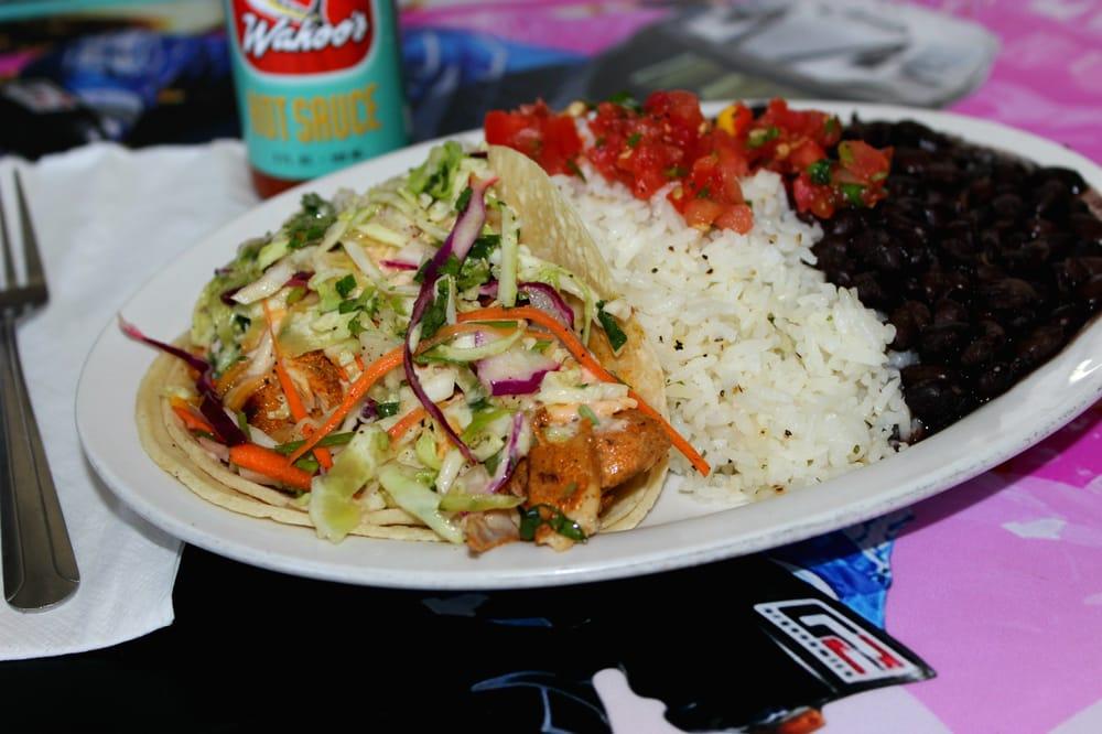 Photos for Wahoo's Fish Tacos - Yelp - photo#18