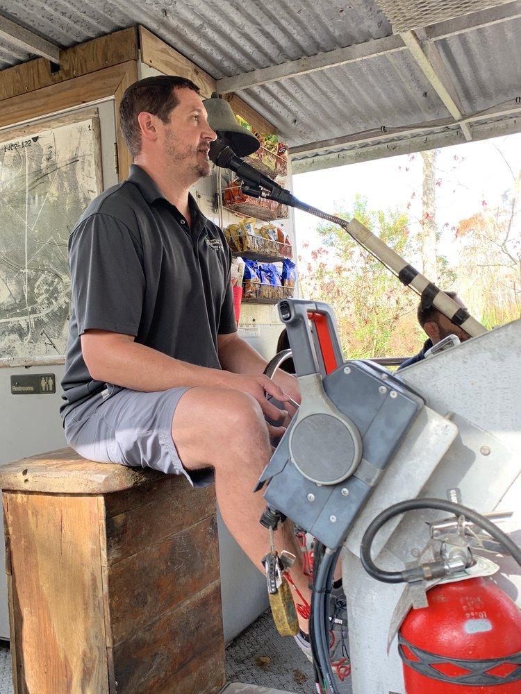 Jean Lafitte Swamp Tour: 6601 Leo Kerner Lafitte Pkwy, Marrero, LA